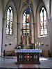 pfarrkirche st. matthus altarraum