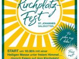 Kirchplatzfest St. Johannes 2019