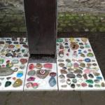 Bunte Steine als bleibende Erinnerung