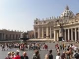 Messdiener in Rom