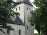 Die Geschichte des Kirchturms und der Kirche St. Laurentius Thüle