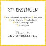 Vortreffen Sternsinger
