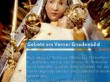 Hier können Sie Fürbitten senden, die der Mutter Gottes in Verne anvertraut werden