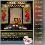 """Gebetszeit """"Herzenssache"""""""