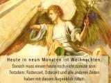 Hochfest Verkündigung des Herrn