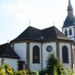 Wiedereinzug in die renovierte Holsener Kirche