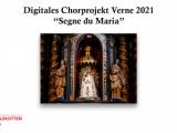 Update - Zugabe! Video: Segne du Maria - Digitales Chorprojekt